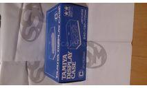Пластиковый бокс 240-130-110, боксы, коробки, стеллажи для моделей, Tamiya