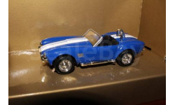 1:43 Shelby COBRA 427 SPORTS CAR 1965 RAR