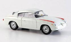 1:43 Fiat 750 Abarth, weiss 1956, масштабная модель, 1/43, Starline