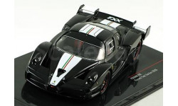 1:43 Ferrari FXX Fiorano Test Version 2005 black/white