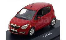 1:43 Opel Agila 2008 red B 24 9100 05, масштабная модель, 1/43, Schuco