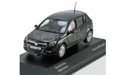 1:43 Vauxhall Astra digital-metallic L.E. 4000 pcs. VA 09401, масштабная модель, 1/43, CORGI, Vauxhall Motors