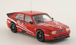 1:43 Alfa Romeo 75 Turbo Evoluzione Prova, rot 1988