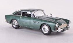 1:43 Aston Martin DB4, met.-dkl.-grün 1962, масштабная модель, 1/43, Altaya, Chevrolet