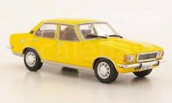1:43 Opel Rekord D 2100 Diesel, gelb L.E.1000pcs., масштабная модель, 1/43, WhiteBox