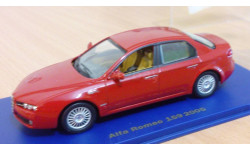 1:43 Alfa Romeo 159,B-Quality 2005 Lim.Edit.1998, масштабная модель, 1/43, M4