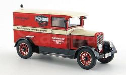 1:43 Phänomen Granit 25, Phänomen-Werke Zittau, Lieferwagen, L.Е.1000 pcs RAR, масштабная модель, 1/43, Premium Classixxs, PHANOMEN