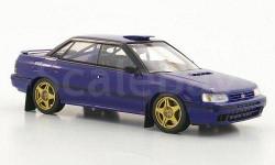 1:43 Subaru Legacy RS Gr.A Plain Body Version blue