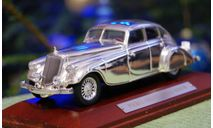 1:43 Pierce-Arrow Silver Arrow 1933 chrome, масштабная модель, 1/43, Altaya Chrome Collection