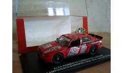 1:43 Alfa Romeo 75 Turbo Evoluzione, No.310, Europameisterschaft
