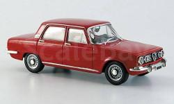 1:43 Alfa Romeo 1750 1968, rot, масштабная модель, 1/43, Starline