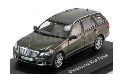 1:43 Mercedes-Benz E-Class T-Modell Estate indiumgrau B6 696 2446, масштабная модель, 1/43, Schuco