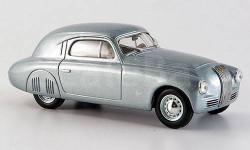 1:43 Fiat 1100 S, silber 1948, масштабная модель, 1/43, Starline