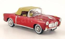 1:43 Fiat 1100 TV, met.-dunkelrot 1959 RAR, масштабная модель, 1/43, Starline