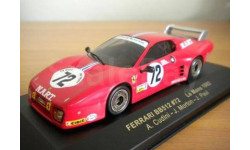 1:43 Ferrari BB512 No.72, Le Mans Cudini/Morton/Paul 1982