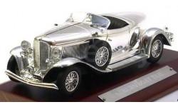 1:43 Auburn Boat Tail 1933 chrome, масштабная модель, 1/43, Altaya Chrome Collection