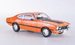 1:43 Ford Maverick GT, orange/matt-schwarz, 1974 L.E.500 pcs  RAR, масштабная модель, 1/43, Premium X