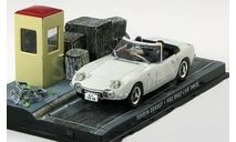 1:43 Toyota 2000 GT Cabrio James Bond You Only Live Twice, масштабная модель, 1/43, Universal Hobbies