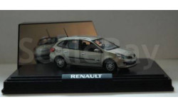 1:43 RENAULT CLIO ESTATE BEIGE, масштабная модель, 1/43, Norev