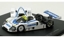 1:43 Mazda 787B No.18, Le Mans Kennedy/Johansson/Sala 1991 L.E.3200pcs