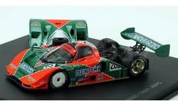 1:43 Mazda 787B No.202, JSPC Kennedy/Yorino 1991 L.E.2688pcs.