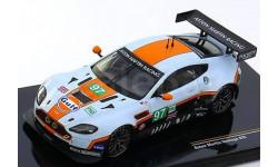 1:43 Aston Martin Vantage GTE No.97, Le Mans 2012 Gulf RAR, масштабная модель, 1/43, IXO Le-Mans (серии LM, LMM, LMC, GTM)
