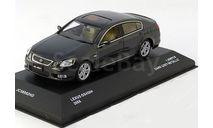 1:43 Lexus GS450h 2006 antracit L.E.1008 pcs., масштабная модель, 1/43, J-Collection