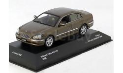 1:43 Nissan Cima 2005 brownmetallic 450 VIP L.E.816 pcs., масштабная модель, 1/43, J-Collection