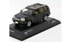 1:43 Nissan X-Trail Xtt 2005 black L.E.1200 pcs. RAR, масштабная модель, 1/43, J-Collection