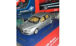 1:43 Alfa Romeo 159,silver B-Quality 2005 Lim.Edit.1998, масштабная модель, 1/43, M4