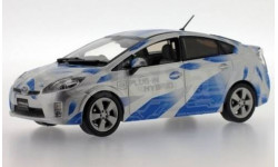 1:43 Toyota New Priuss Plug in Version 2010 (RHD), масштабная модель, 1/43, J-Collection