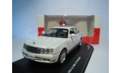 1:43 Nissan Gloria Ultima Z 2001 whitemetallic V Package L.E.1008 pcs., масштабная модель, 1/43, J-Collection