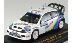 1:43 Ford Focus RS WRC 2004 Martin/Park No.7, Rallye Mexico, масштабная модель, 1/43, IXO Rally (серии RAC, RAM)