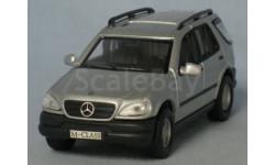 1:43 Mercedes M-Class 1997 grey, масштабная модель, 1/43, YatMing, Mercedes-Benz