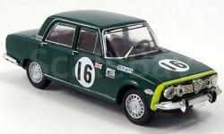 1:43 Alfa Romeo 1750 Berlina, No.16, 24h Spa, B-Quality 1968 L.E.1344pcs., масштабная модель, 1/43, M4