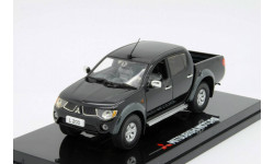 1:43 Mitsubishi L200 2006 black RAR, масштабная модель, 1/43, Vitesse