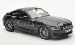 1:43 BMW Z4 M Coupe (E86), schwarz 2009 RAR, редкая масштабная модель, 1/43, Neo Scale Models