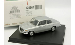 1:43 BMW 2002 Road Car Silver Trofeu RAR