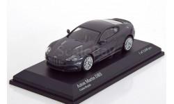 1:64 Aston Martin DBS 2006 greymetallic L.E.5040 pcs., масштабная модель, 1/64, Minichamps