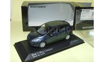 1:43 Ford C-Max Compact 2010 bluemetallic L.E. 1008 pcs., масштабная модель, 1/43, Minichamps