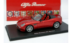 1:43 Alfa Romeo 8C Spider, масштабная модель, 1/43, M4
