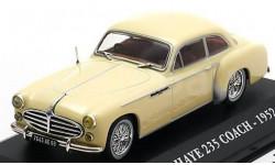 1:43 DeLaHaye 235 Coach 1952 creme-white