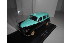 1:43 RENAULT COLORALE TAXI LISBOA 1959, масштабная модель, 1/43, Altaya