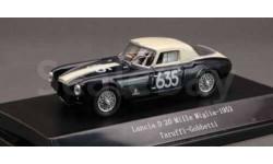 1:43 Lancia D20, No.635, Taruffi-Gobbetti, Mille Miglia 1953, масштабная модель, 1/43, Starline