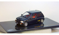 1:43 Subaru Vivio RX-R 1998, масштабная модель, IXO Road (серии MOC, CLC), scale43