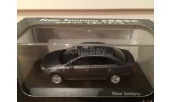 1:43 Volkswagen NEW Santana VW Shanghai, масштабная модель, scale43