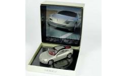 1:43 Renault Fluence Concept подарочная коробка, масштабная модель, Norev, scale43