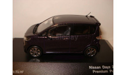 1:43 NISSAN DAYZ 2014 premium purple art. JC304