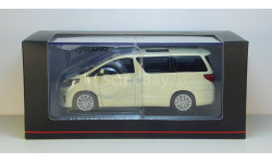1:43 Toyota Alphard 350S ''C Package'' Gold Pearl Crystal Shine, масштабная модель, Kyosho, scale43