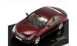 1:43 Mercedes CLS 320 CDI, met.-dkl.-rot 2006